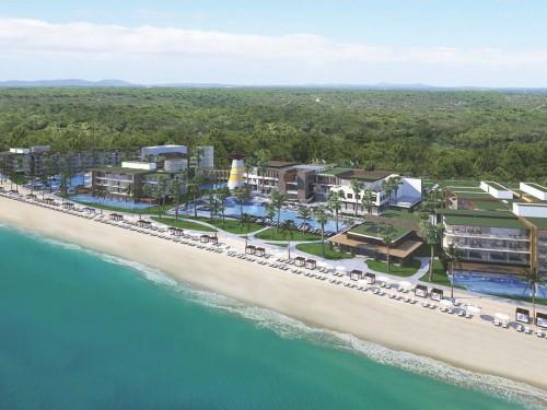 En images : un fabuleux nouvel hôtel 5* à Riviera Cancun