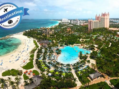PAX à destination : Atlantis Paradise Island, comme un Disney aquatique aux Bahamas