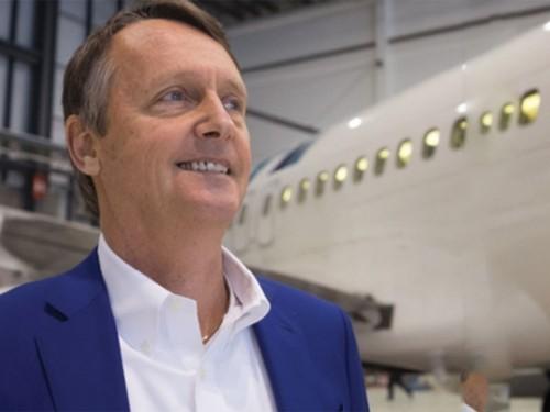 WestJet perd son VP des ventes