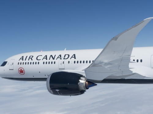 Air Canada, transporteur 4* selon Skytrax