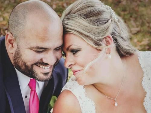 Vive les mariés : Isabelle St-Amand et Orelbys Vigoa s'unissent