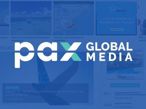 LogiMonde media devient PAX Global Media
