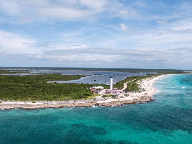 La meilleure île du Mexique et d'Amérique centrale est...