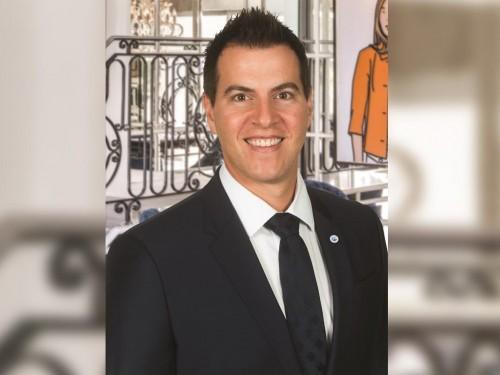Uniworld: Carlo Rinaldi nommé directeur régional des ventes pour l'Est du Canada