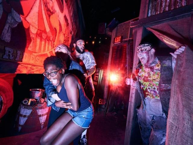 Universal Orlando Resort: retour des nuits d'horreur d'Halloween