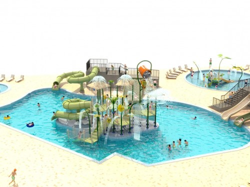 Paradisus Playa del Carmen La Esmeralda: un nouveau parc aquatique en décembre