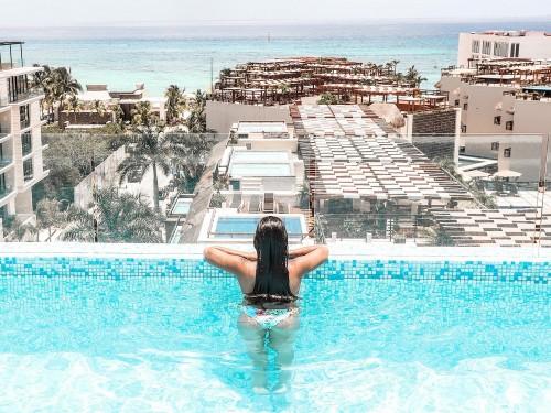 Nouvel hôtel à Playa del Carmen : The Reef 28