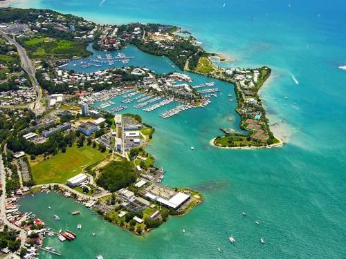 Un nouveau traversier relie la Dominique à la Guadeloupe