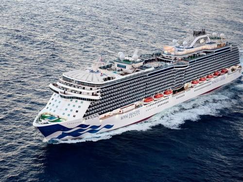 Royal Princess : comment se qualifier pour une visite du navire