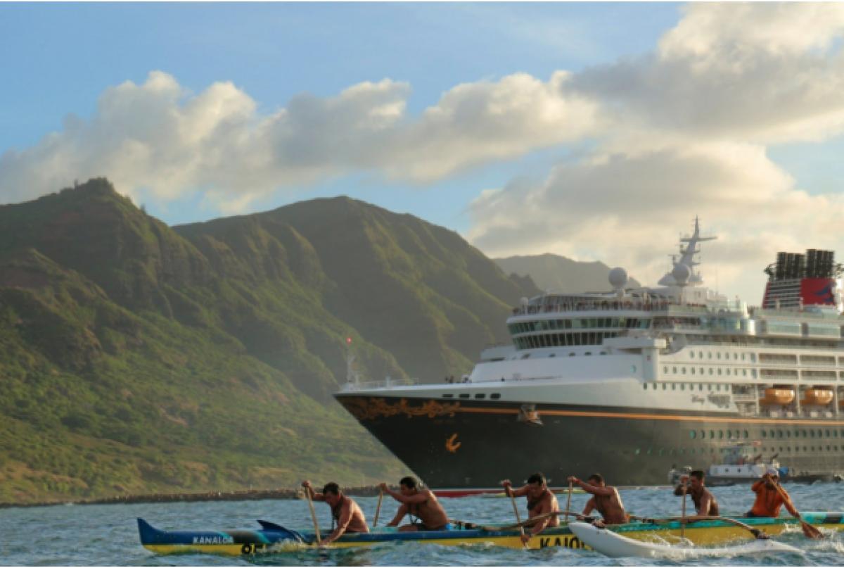 Disney Cruise Line fera ses débuts à la Nouvelle-Orléans en 2020