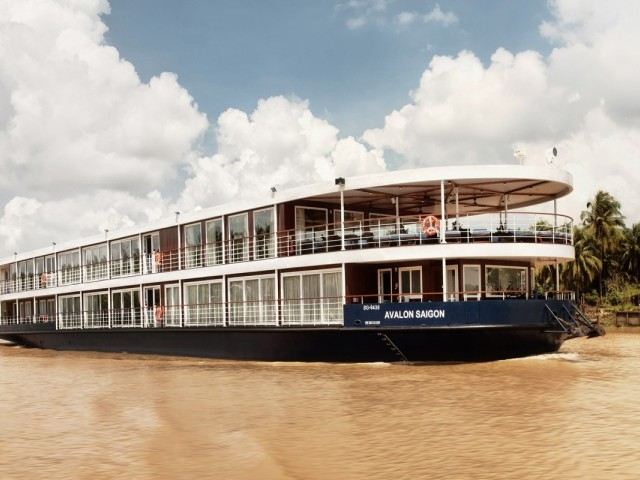 Avalon : un second navire Suite sur le Mékong
