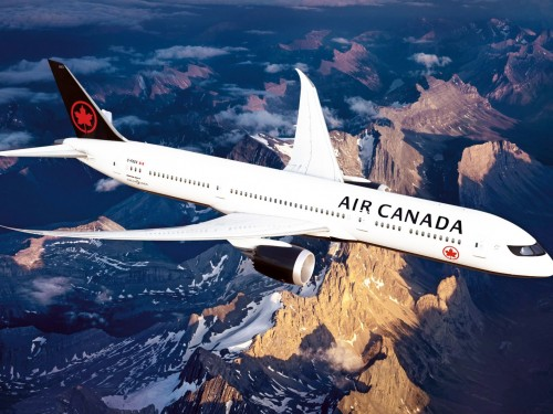 Air Canada étoffe ses liaisons sur l'Asie