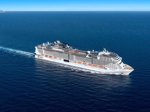 MSC Cruises éliminera les plastiques à son bord