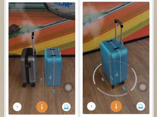 L'assistant virtuel de KLM vous aide à faire vos bagages