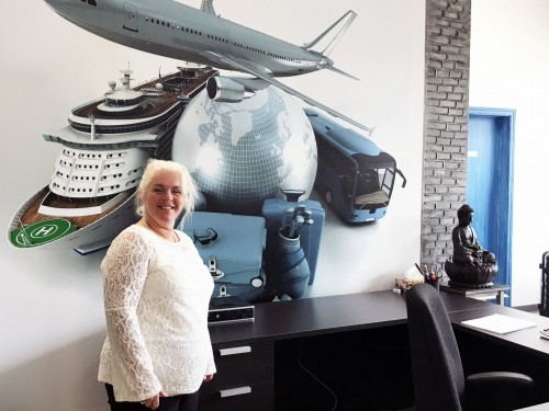 Entrevue PAX : ouverture de la première agence de voyages à Mont-Joli