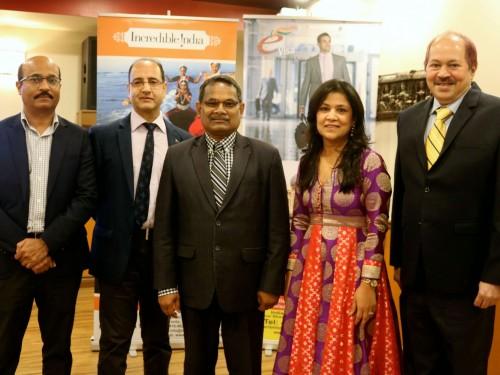 L'Inde célèbre la fête du tourisme à Ottawa
