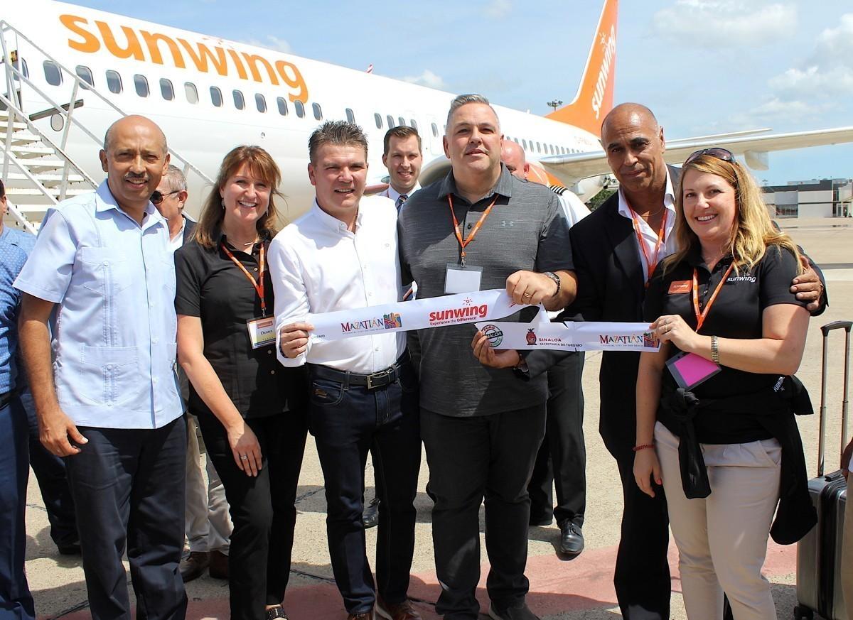 PAX à destination :  Sunwing offre aux agents un traitement VIP à Mazatlán
