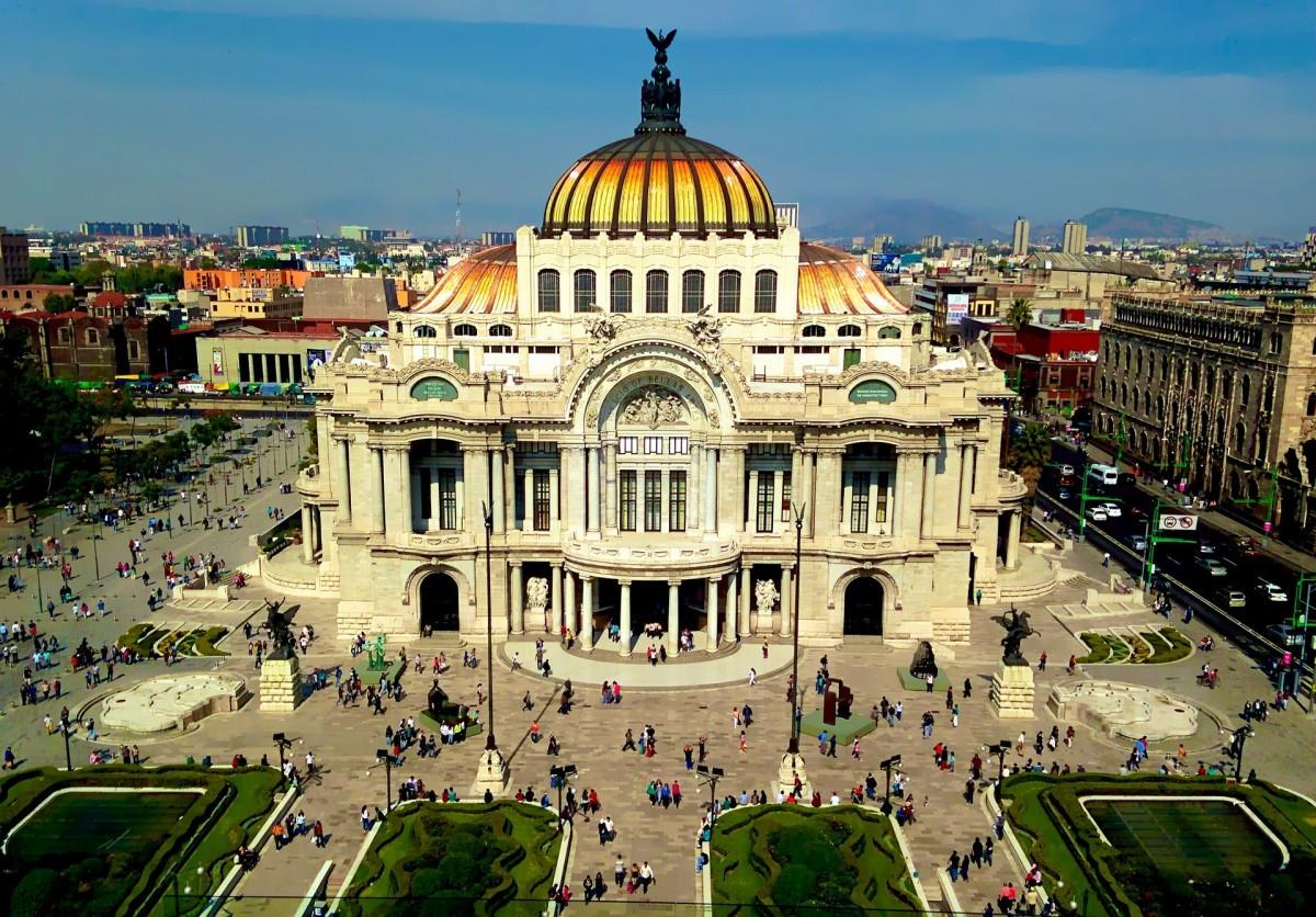 6 incontournables à découvrir à Mexico City