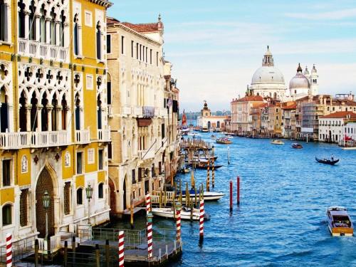 24 heures à Venise