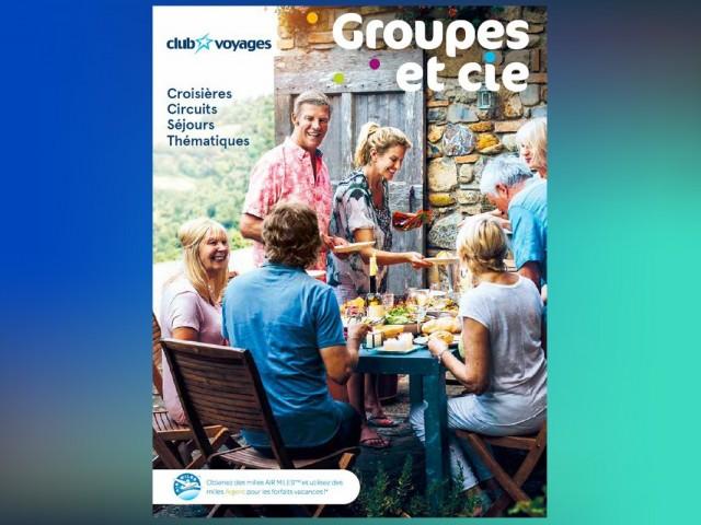 TDC : lancement de la brochure Groupes et Cie au SITV