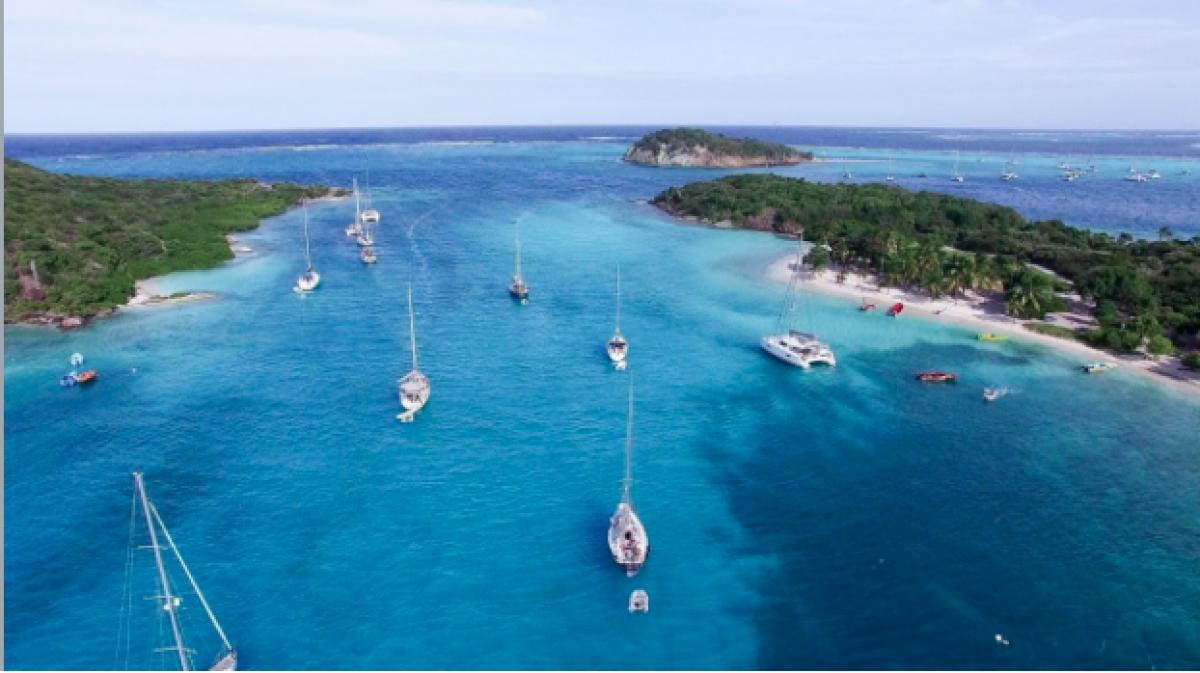 Tous les détails sur les vols vers Tobago de Sunwing cet hiver