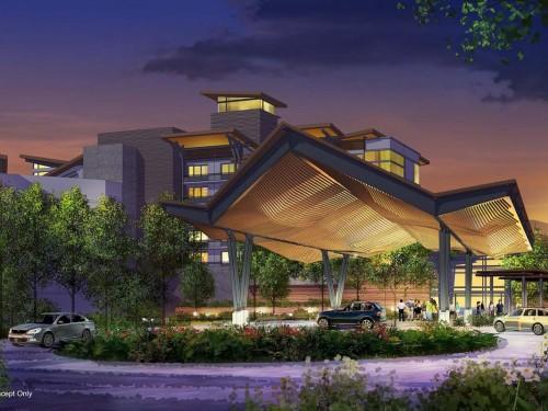 Disney ouvrira un hôtel sur le thème de la nature