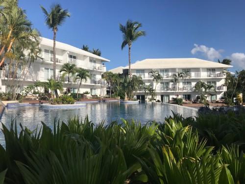 PAX à destination : Flambant neuf Excellence Punta Cana