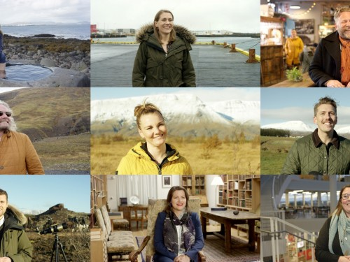 Campagne de charme pour l'Islande, un petit pays qui voit grand