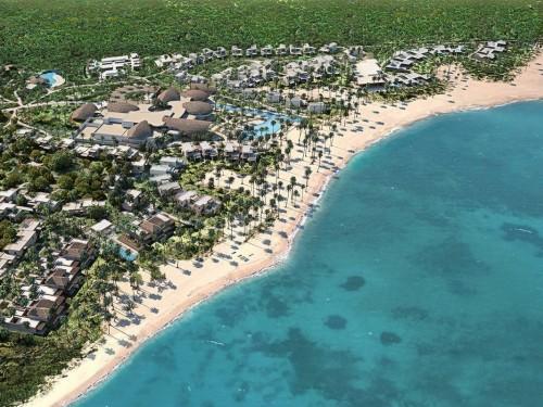 En images : premier aper?u du Club Med Michès Playa Esmeralda