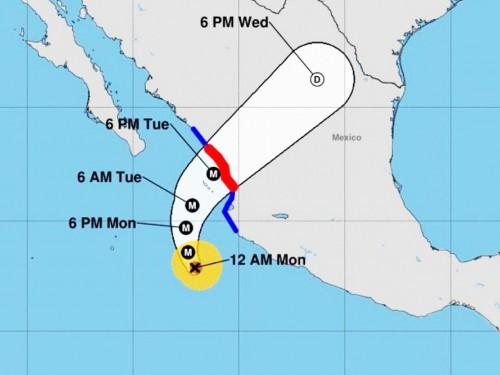 L'ouragan Willa, ?extrêmement dangereux?, arrive au Mexique