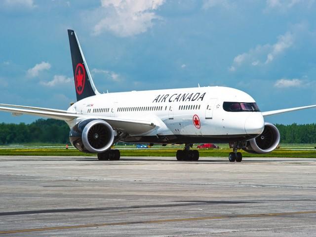 Air Canada annonce une nouvelle liaison aux États-Unis