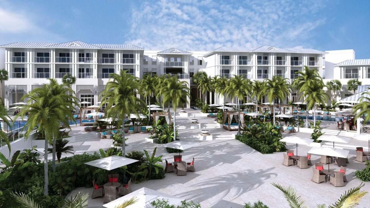 En images : nouvel hôtel à surveiller à Cayo Santa Maria