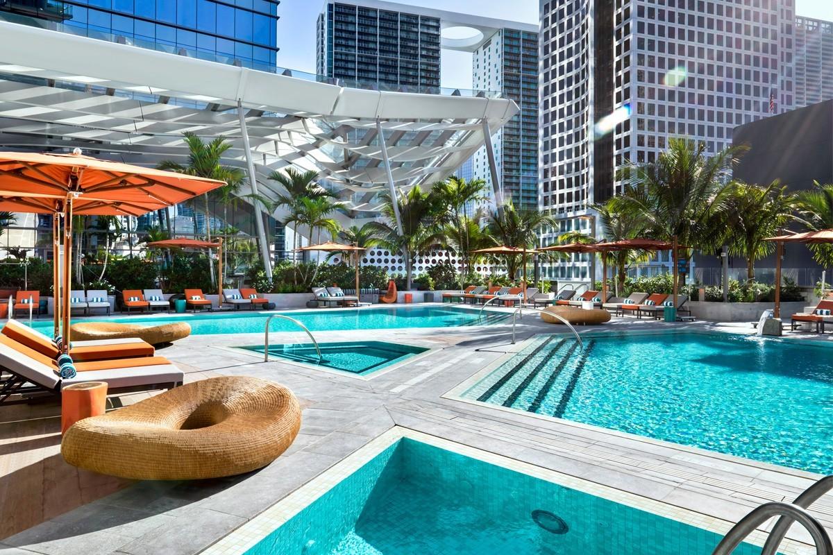 PAX à destination : Hôtel East Miami, pour les affaires et le plaisir