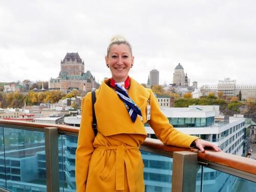 Le Royal Princess vient saluer Québec une dernière fois en 2018