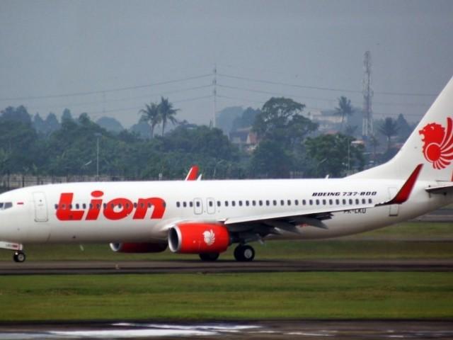 Un avion s'écrase en Indonésie