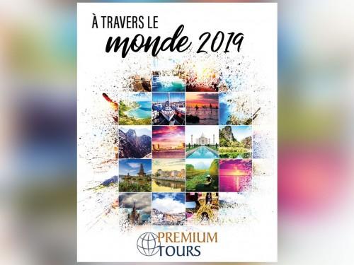 Premium Tours lance sa brochure 2019
