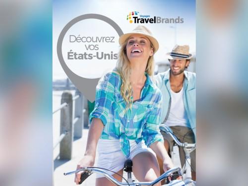 TravelBrands lance sa toute nouvelle brochure Découvrez vos États-Unis