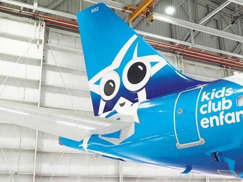 Les familles à l'honneur chez Air Transat : deux nouveautés très excitantes