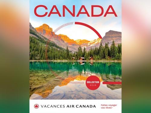 Pleins feux sur la nouvelle collection Canada 2019 de VAC