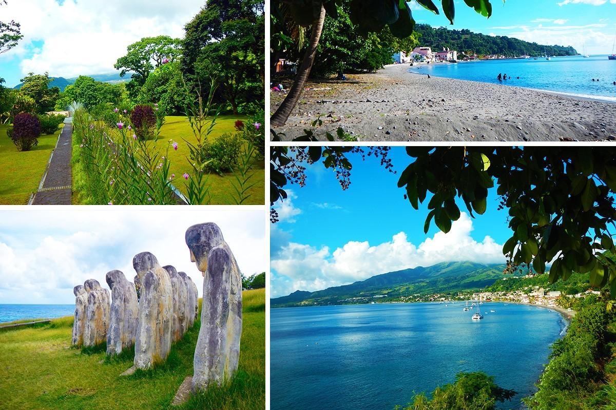 Quatre lieux d'histoire et de nature à voir absolument en Martinique