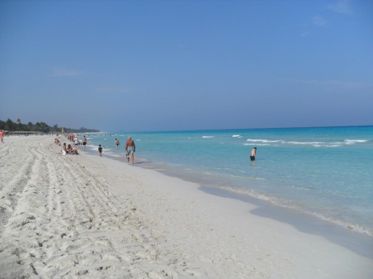 Une plage cubaine parmi les trois plus belles au monde