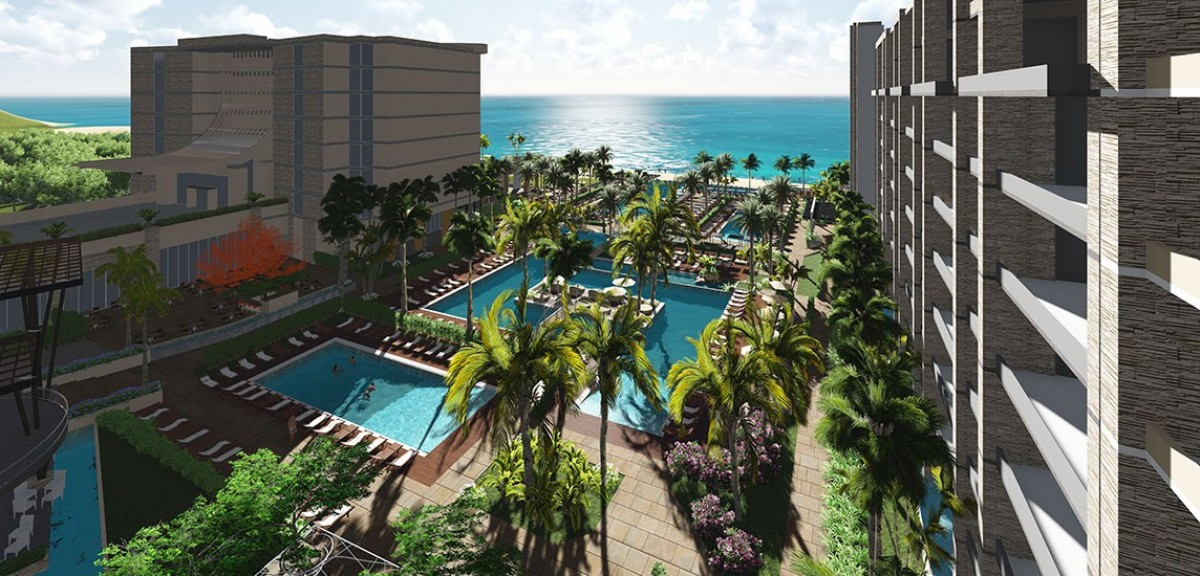 Il y aura un Garza Blanca Resort & Spa à Playa del Carmen