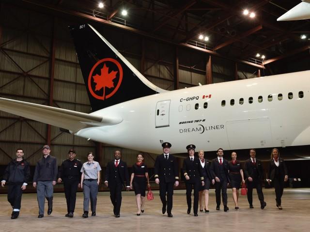 Air Canada, l'un des meilleurs employeurs au Canada
