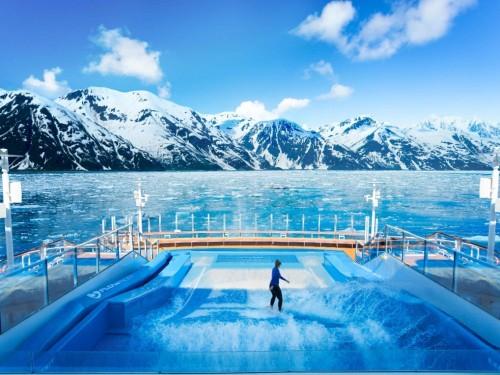 Trois navires en Alaska pour Royal Caribbean