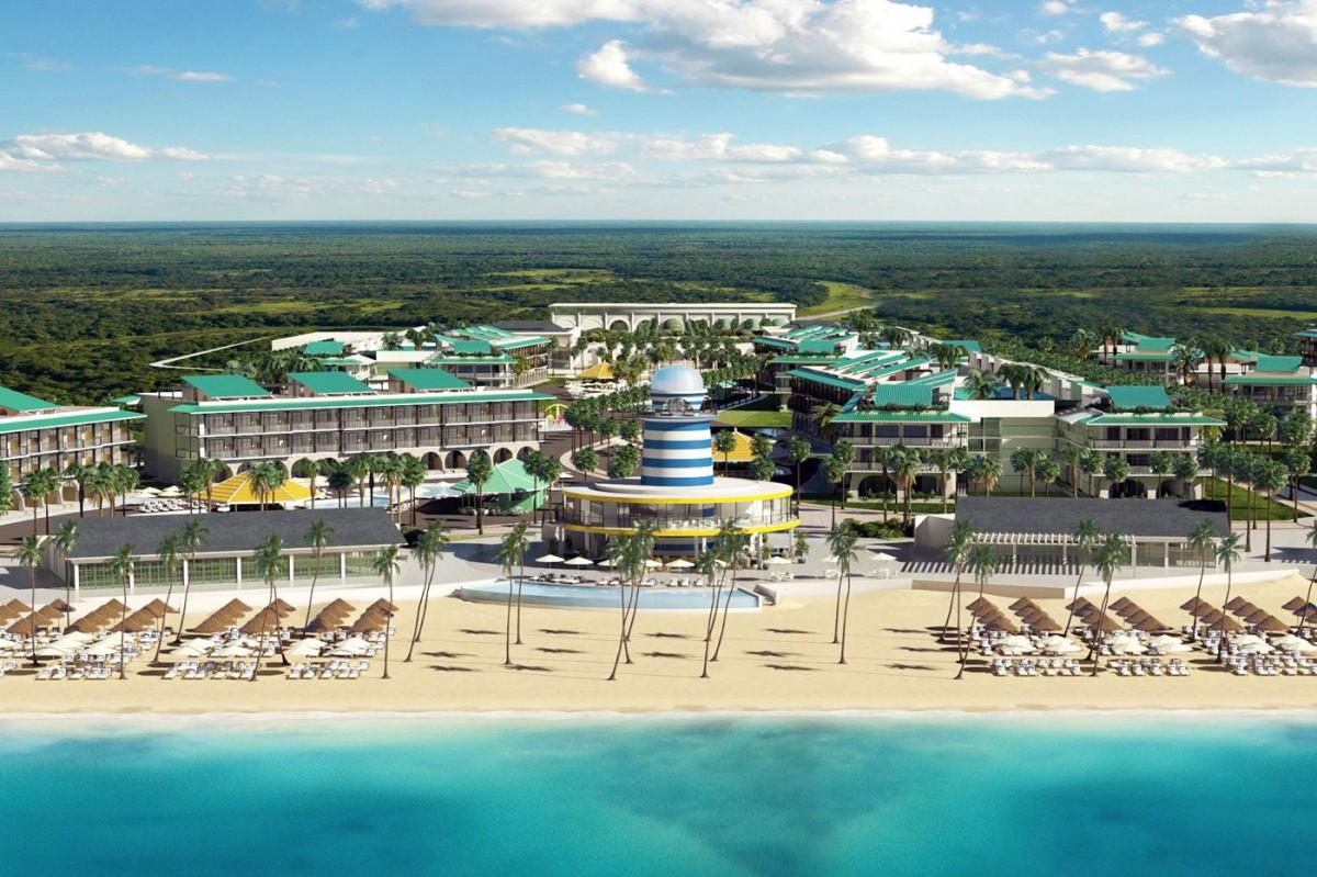 Nouvel hôtel à Punta Cana : Ocean El Faro