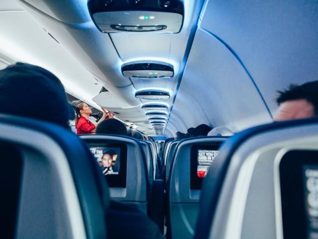 L'endroit le moins propre d'un avion n'est pas celui que vous pensez