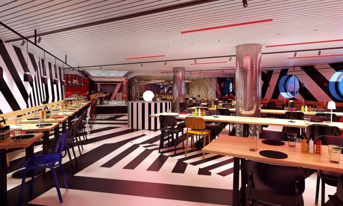 Tous les restaurants seront inclus sur Virgin Voyages