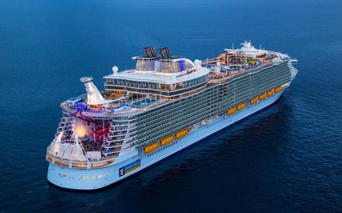 Symphony of the Seas : Éric et Christopher racontent leur expérience à bord