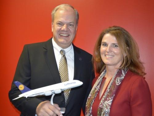Lufthansa sur la voie de l'innovation avec les agents