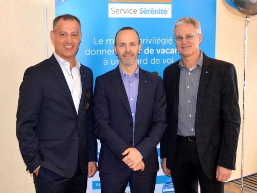 Retard de vols: 5 avantages du Service Sérénité de Croix Bleue